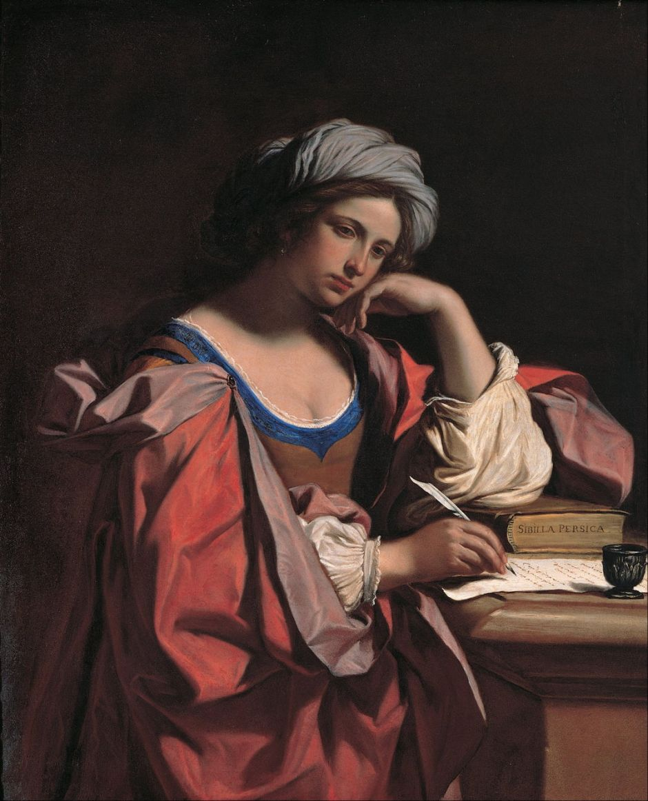 guercinopersiansibyl