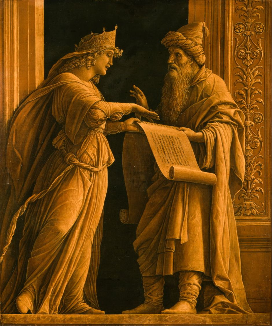 mantegnasibylprophet