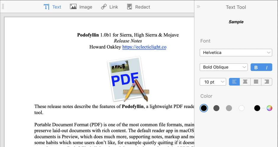 PDF without Adobe: 10 PDF Expert – The Eclectic Light Company