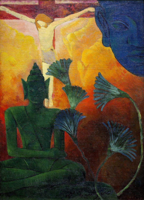 ransonchristbuddha