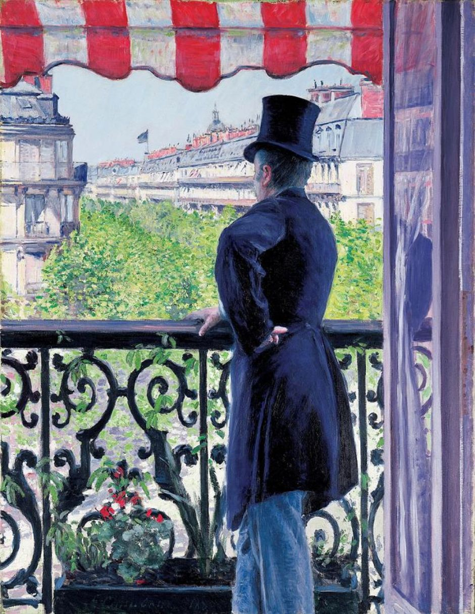 caillebottemanbalcony1880
