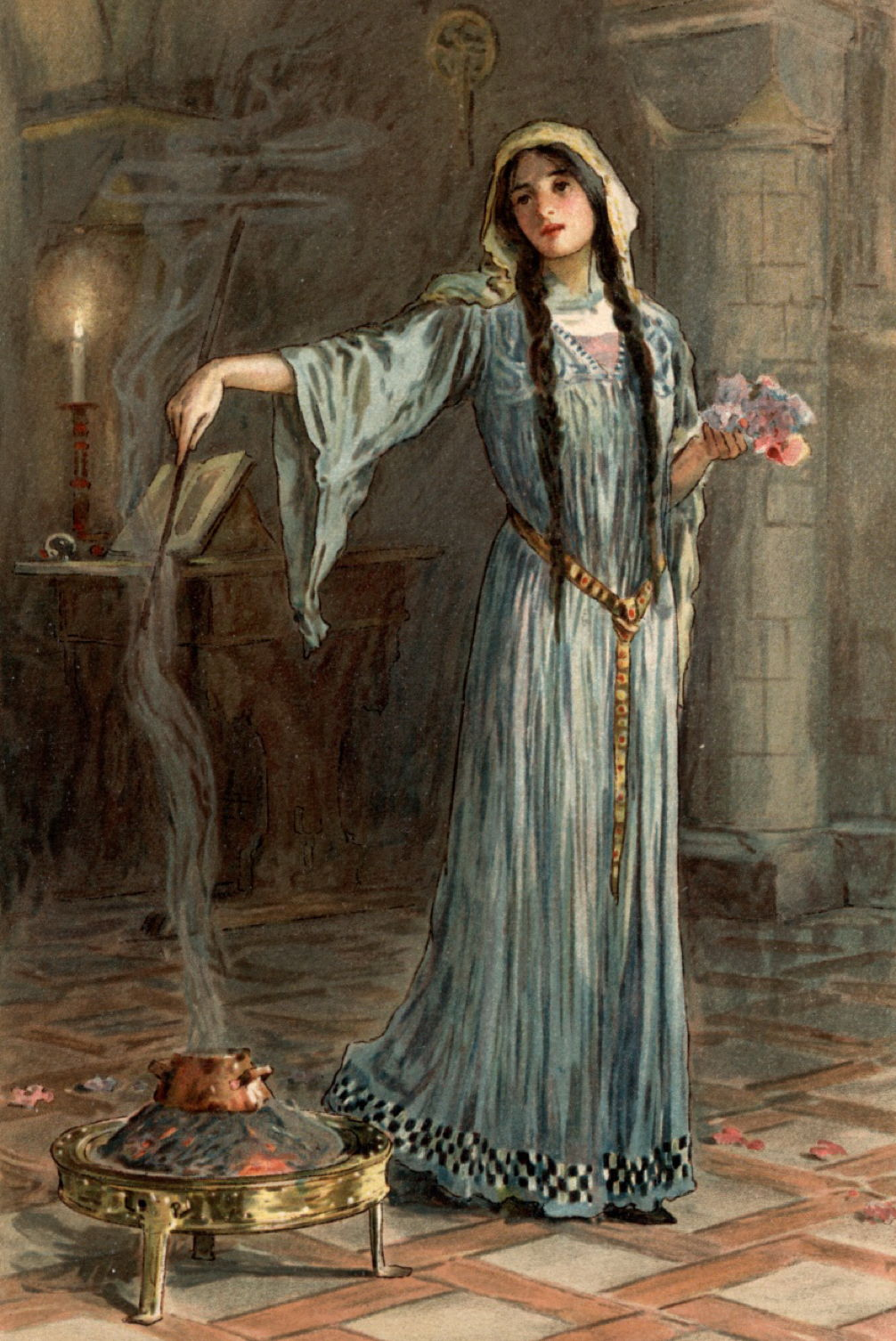 King Arthur's women: 1 Morgan le Fay