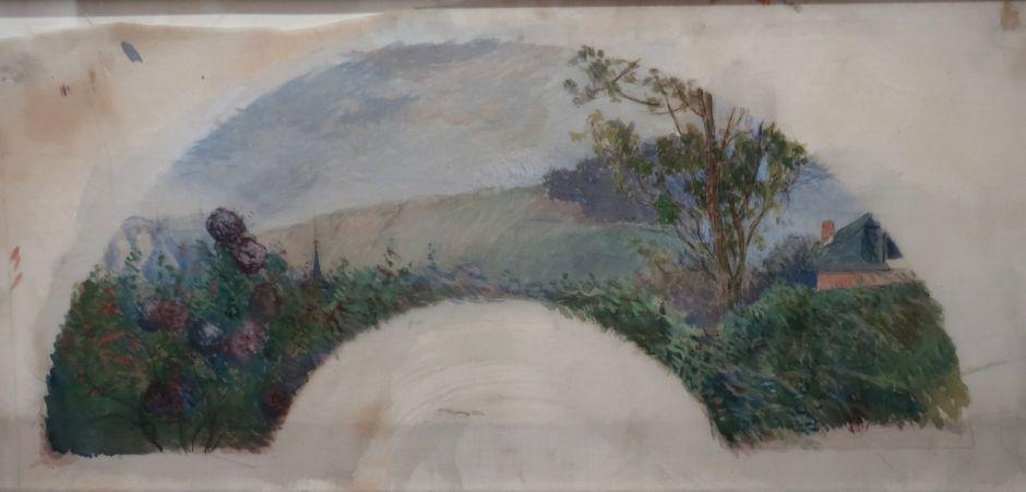 gauguinfrenchlandscape1885
