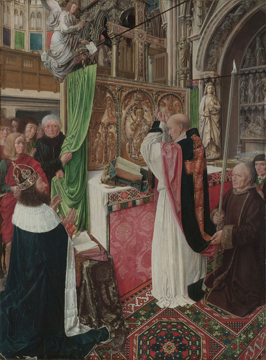 The Mass of Saint Giles
