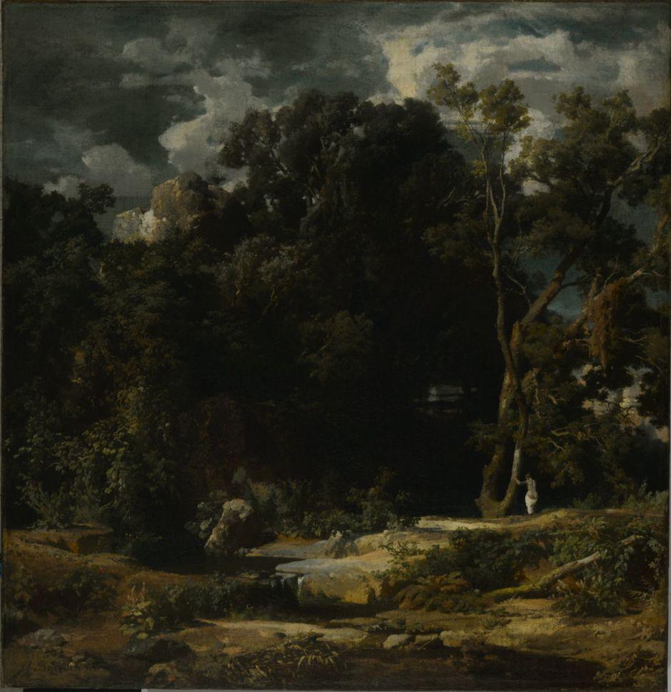 bocklinromanlandscape