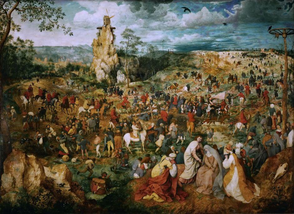 bruegelpprocessioncalvary