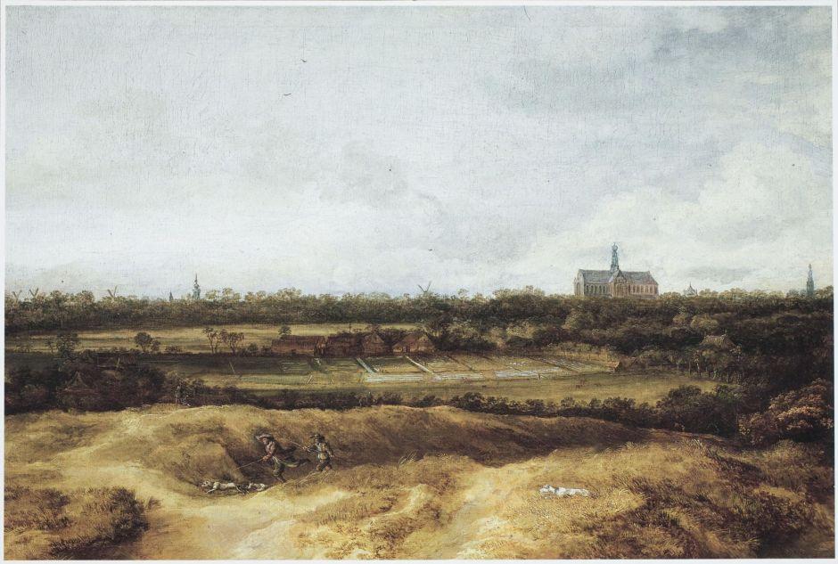 koninckbleachingfieldshaarlem1675