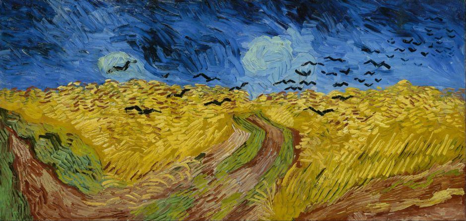 vangoghwheatfieldcrows