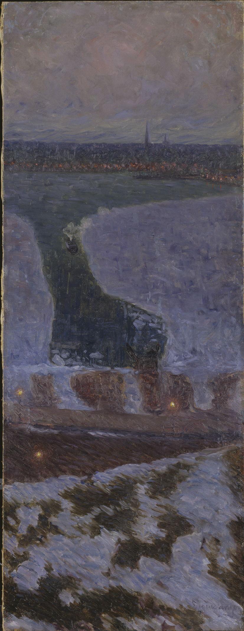 Eugene JanssonRiddarfjärden
