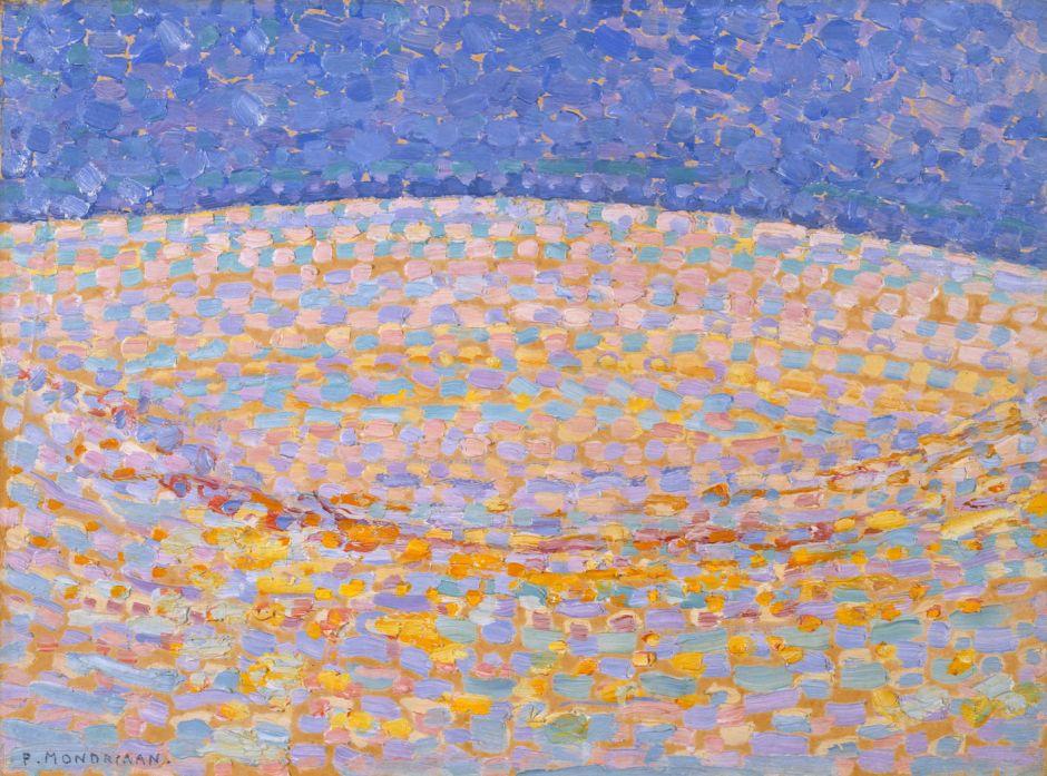 Dune III, by Piet Mondriaan