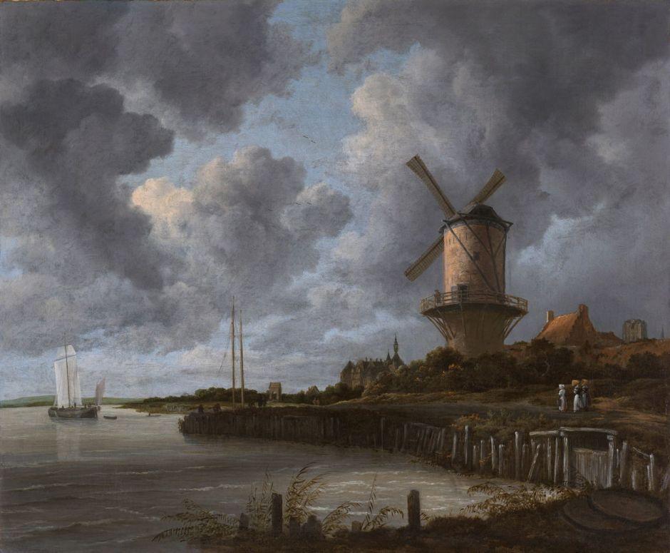 ruisdaelwindmillwijk