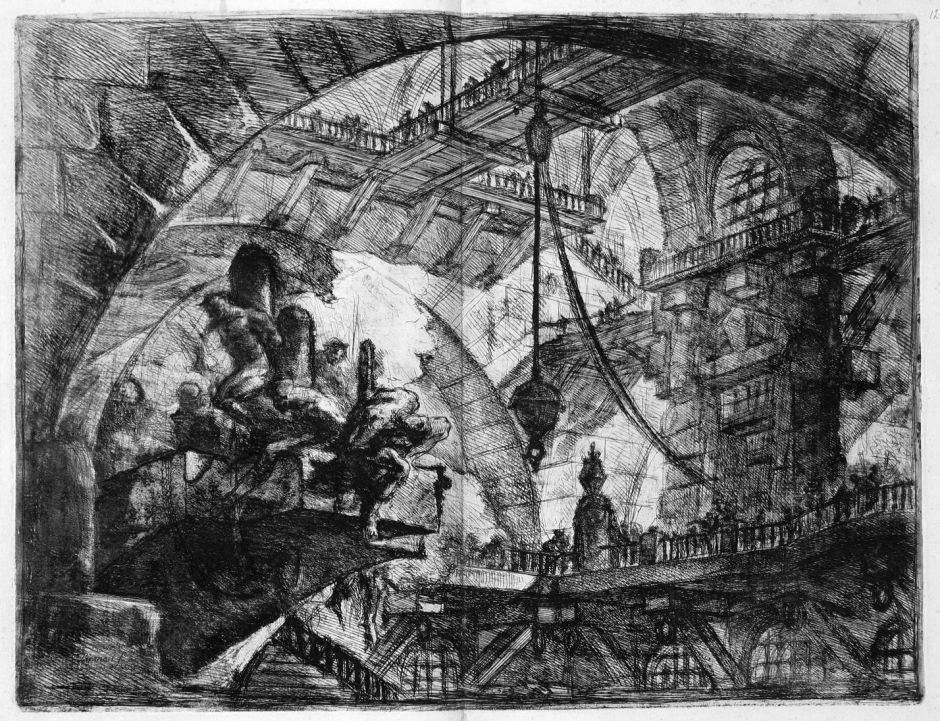 piranesicarceriprojectingplatform