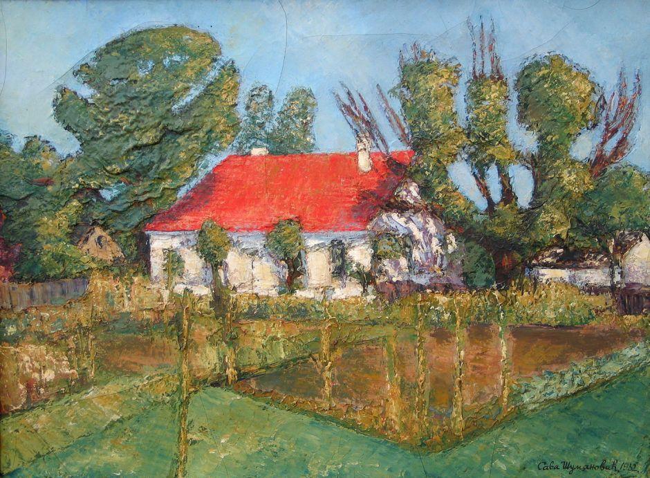 sumanovicvillagehouse1932