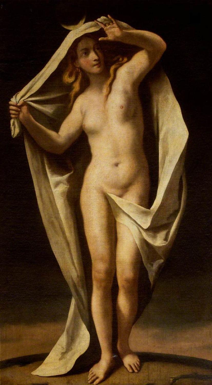 Pietro della Vecchia, 1603-1678; Selene