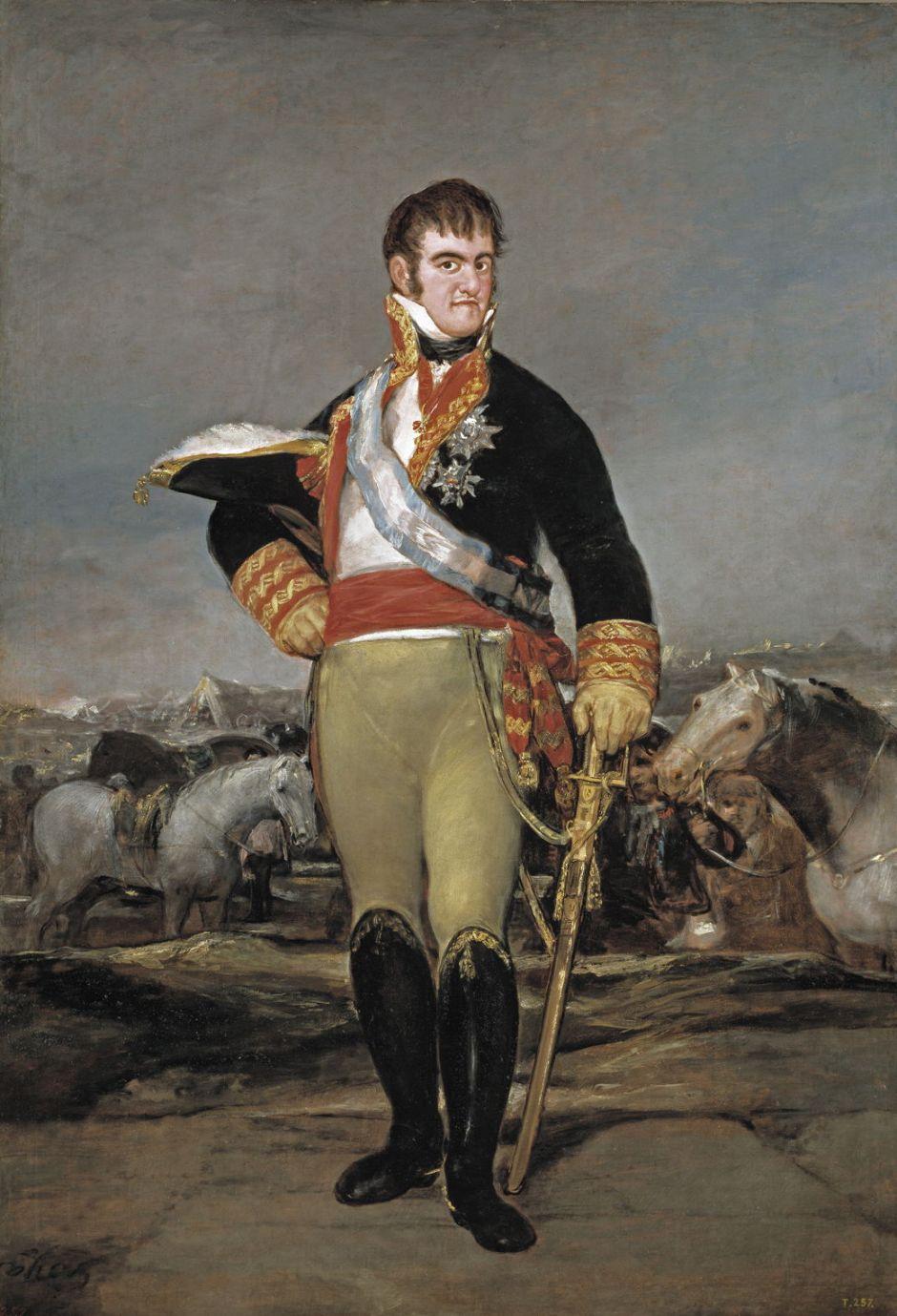 goyaferdinandvii1814