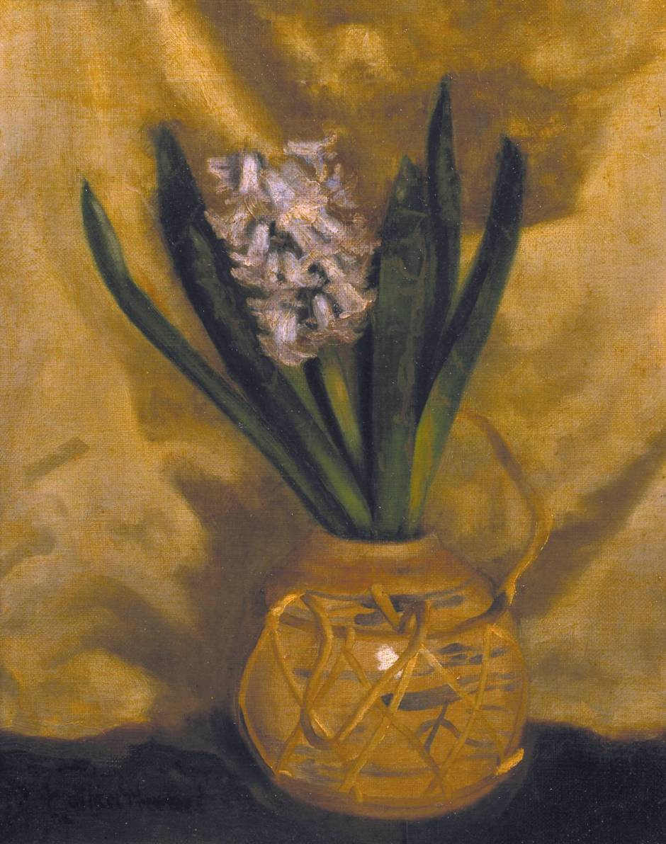 Hyacinth circa 1883 by Paul Maitland 1863-1909